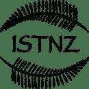 ISTNZ Black Logo Transparent