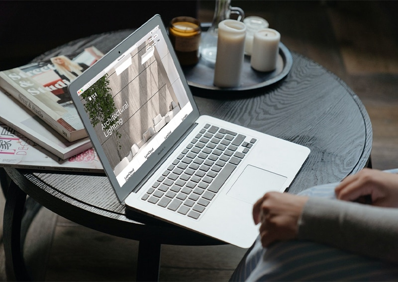 TLS Led Laptop
