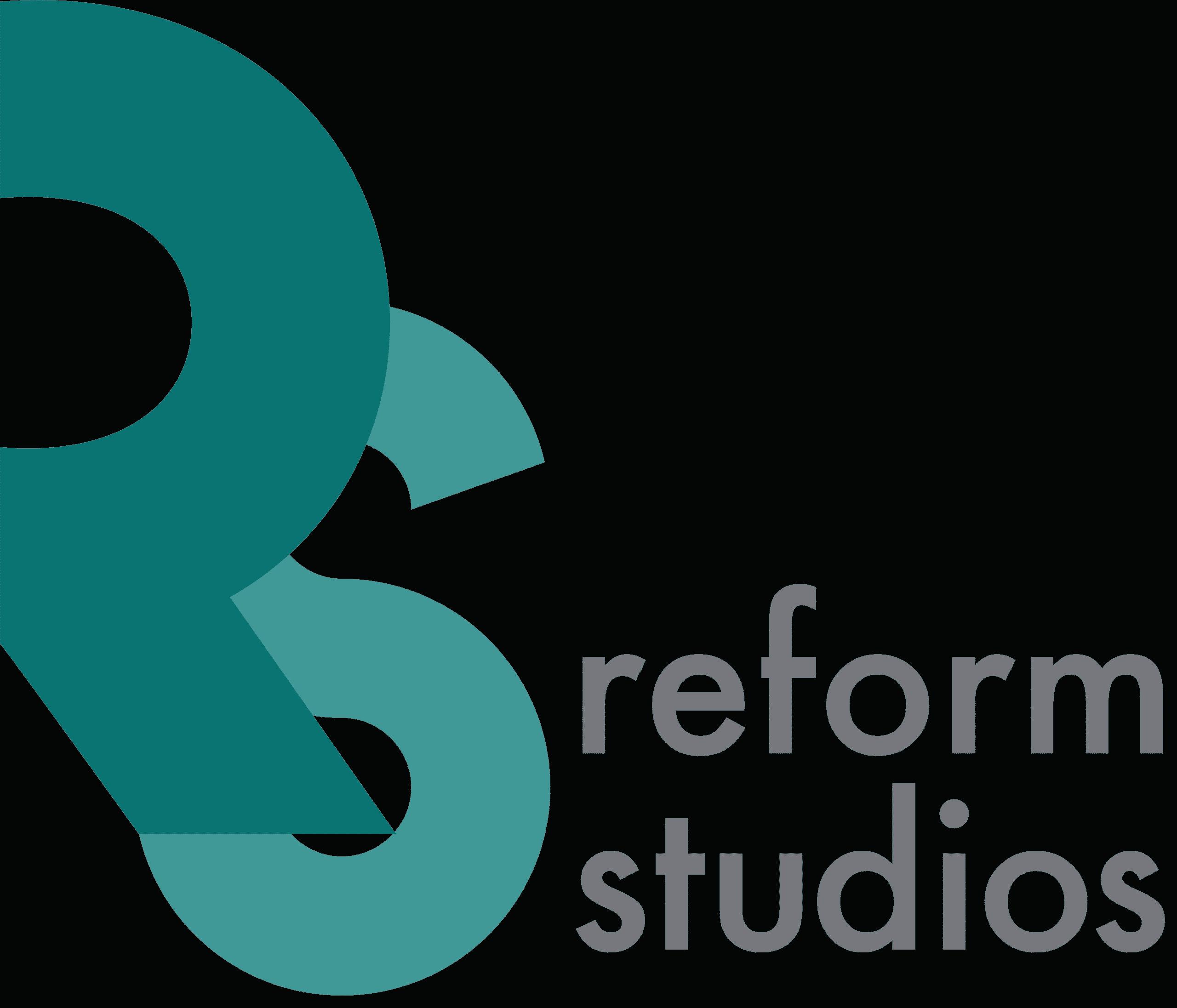 Reform Studios Logo c HR
